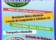 Cuidado de bebes y niÑos las 24 hrs en osorno
