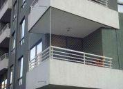 Mallas de seguridad, terrazas y balcones