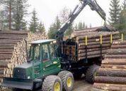 Servicios de forestal