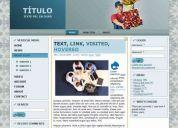 Paginas webs economicas autoadministrables desde $40 000