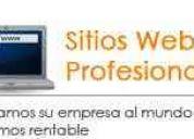 Pagina web para tu empresa, *¡valor de promocion*