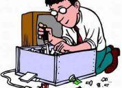 Arreglos de pc, creación de web, clases,etc..