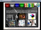Desarrollo web sysengineer.cl