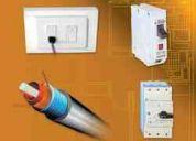 Cableado de puntos de red eléctrico