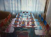 Arriendo mesas y sillas niños, adultos a domicilio 82185762