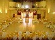 Banqueteria para fiestas de matrimonios