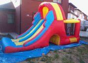 arriendo de juegos inflables para cumpleaÑos