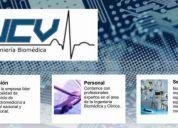 Servicio técnico en equipos médicos