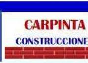 Construcciones ampliaciones casas se pintan edificios