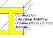 Construcion montaje & estructuras metalicas