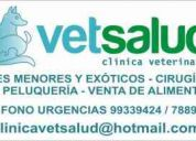 Clínica veterinaria vet salud