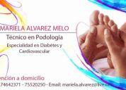 Podología especialidad en diabétes y cardiovascular