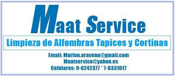 Maatservice 96242377 Limpieza cortinaje, tapicería, sillas, sillones, sitiales, sofás