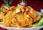 Comida peruana para tus eventos