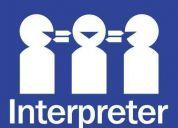 Ofrezco mis servicios de traductor-intérprete profesional (ing-esp) de la mejor calidad