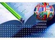 Ofrecemos traducciones económicas de calidad en alemán, español e ingles.