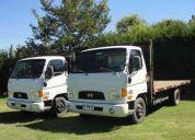 Fletes economicos camiones planos