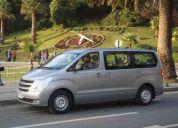 Servicios de transporte de pasajeros y mudanzas o carga