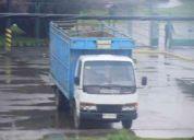 Servicio de fletes/ transporte de ganado