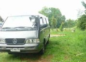 Minibus viajes especiales, valdivia, region de los rios