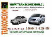 Transconexion