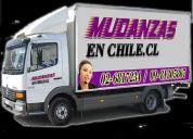 Mudanzas en santiago 02-6817234 casas y oficinas