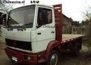 Camion mercedes benz plano 6000 kg