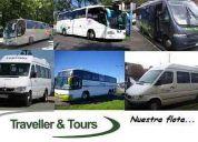Transporte de turistas