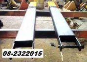 Fabricacion de fundas o extensiones de uÑas horquillas