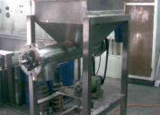 Trabajos en extructuras metalicas y acero inoxidable