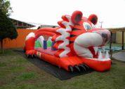 arriendo juegos inflables y camas elasticas en antofagasta