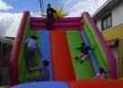 Productora de eventos infantiles arca de samuel,inflables,toro mecanico,saltarinas,muros,b
