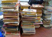 Recibo libros que usted no ocupa. coquimbo - la serena
