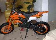 Aprovecha gran oportunidad para navidad!!..vendo motos enduro 50cc, nuevas!!