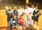 clase de tenis para adultos y niños , grupales y particulares