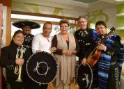 Las mejores serenatas de chile --mariachis a todo mexico