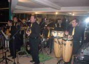 Orquesta tropical para matrimonios y eventos banda show