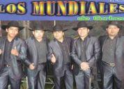 Grupo musical los mundiales de gorbea