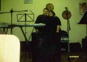 Duo marfyl bailables en vivo. tecladista y cantante