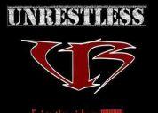 Se busca baterista thrash con experiencia y equipado banda unrestless (ex hellfire)