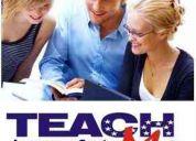 Curso de inglés para jóvenes y adultos