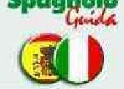 Clases de castellano/español para extranjeros e italiano