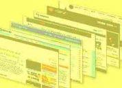 Clases de diseño web en dreamweaver y photoshop en litoral central