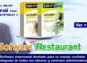 Software de restaurant teknomedia