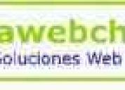 Diseño web pyme en santiago