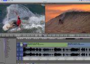 Clases particulares y/o trabajos de edición digital de video avid