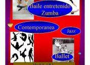 Ballet desde los 3 aÑos nuevos horarios en san miguel