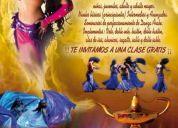 Clases de danza arabe en concepcion