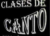 Clases de canto (valdivia, 63-528857)
