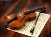 Clases particulares de violin (alumno universidad de chile)